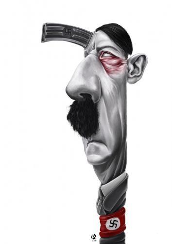 aref niazi - Adolf Hitler